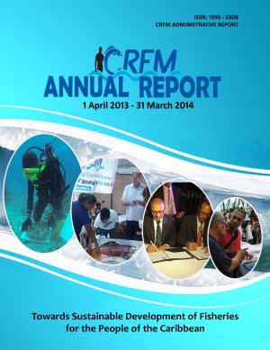 The CRFM's 2013-2014 Annual Report, now online